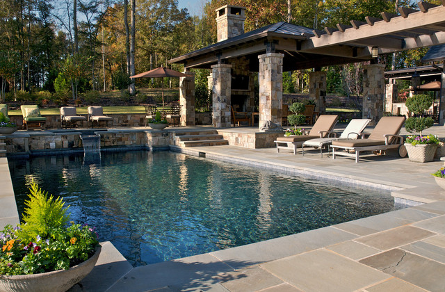 Colored Plaster Finish is a popular pool finish in 2016.