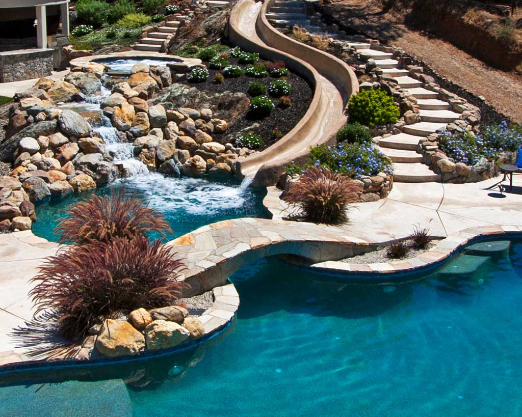 California pool prices inground pool costs pool estimate pool builders for Average cost of inground swimming pool
